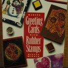 Greeting Cards with Rubber Stamps Book
