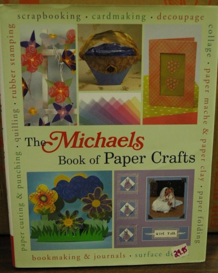 Michael's Big Book of Crafts