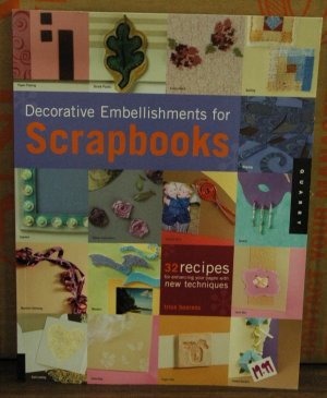 Decorative Embellishments for Scrapbooking