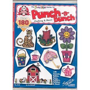 Design Originals -Punch-a-Bunch Chalking & More