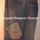 KaaLu Hip Hop Baggy Short Jeans Fade Style size 40 waist  NEW