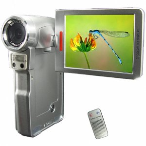8GB Digital Video Camera [TKE-CVSE-DV02]