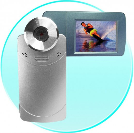 2.5 Inch Digital Video Camera [TKE-CVA-DV1815]