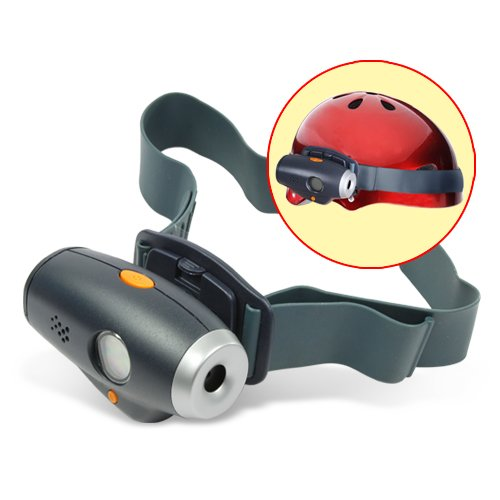 30FPS Sports Helmet Camera [TKE-CVSD-J11]