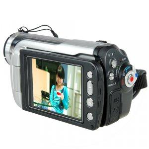 16GB HD Digital Camera- High Resolution [TKE-CVSE-704-2GEN-SILVER]
