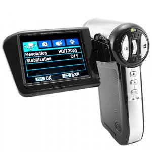 720P 5x Zoom HD Digital Camcorder [TKE-CVGT-DV09]