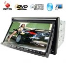 7 Inch Touchscreen GPS DVD Car Media System (Stargate)   [TKE-CVGX-C14-2GEN]
