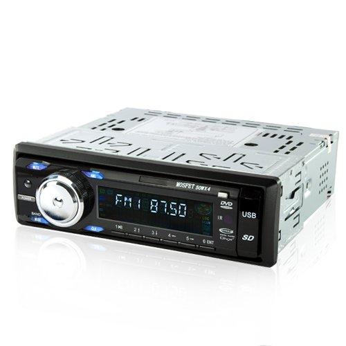 Car DVD Player with Bluetooth  [TKE-CVENX-8306-2GEN]