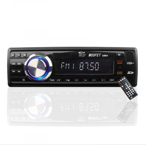 Car Audio Entertainment System 1 DIN [TKE-CVEZJ-6802D]