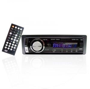 1-DIN Car DVD Player [TKE-CVEZJ-6817D]