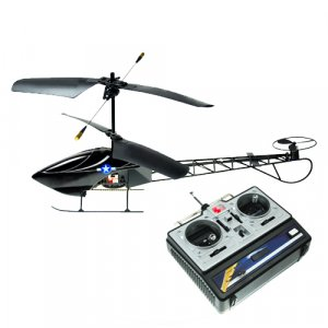 Deluxe Micro Helicopter with IR Remote Control - 220V  [TKE-CVSDA-A3402-220V]