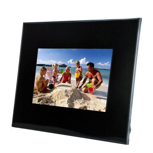 7 Inch Digital Photo Frame with Music and Video Extras  [TKE-CVGB-F08]