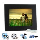 10.4 Inch Digital Photo Frame w/ Remote + Media Player   [TKE-CVFE-F11]