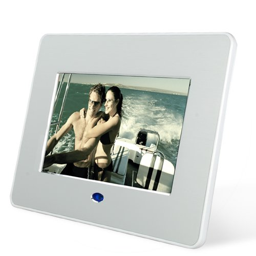 7 Inch Digital Picture Frame and Video Player  [TKE-CVGB-F07]
