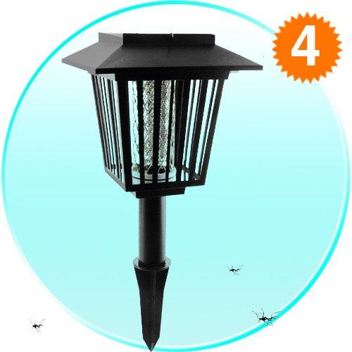 4 Solar Powered Pest Killers - Landscape Light  [TKE-CVSB-895]