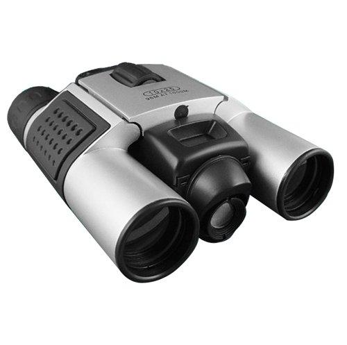 Digital Binocular Camera - 300K CMOS Sensor + 8MB Memory  [TKE-ZKX-TDC151V]