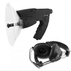 Bionic Ear - 100 Meters Sound Distance + Quality Headphone  [TKE-CVETM-SBE001]