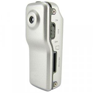 Mini DV Camera - World's Smallest Hi-Res Camcorder (18 FPS)  [TKE-CVSA-J07]