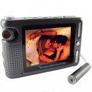 Wired Pinhole Videocamera with DVR - Mini Hidden Extension Camera  [TKE-CVSD-J03]