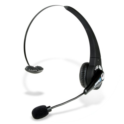 Comfortable Bluetooth Headset with High Response Boom Mic  [TKE-CVEC-B02]
