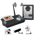 Wireless Audio Visual Intercom System  [TKE-CVKF-J14]