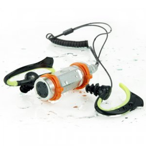 4gb Deluxe 10m Waterproof Mp3 Player (atlantis)  [TKE-CVEU-L04]