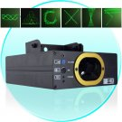 30mW Club Green Laser Projector For DJ's and Parties  [TKE-CVLC-G132]