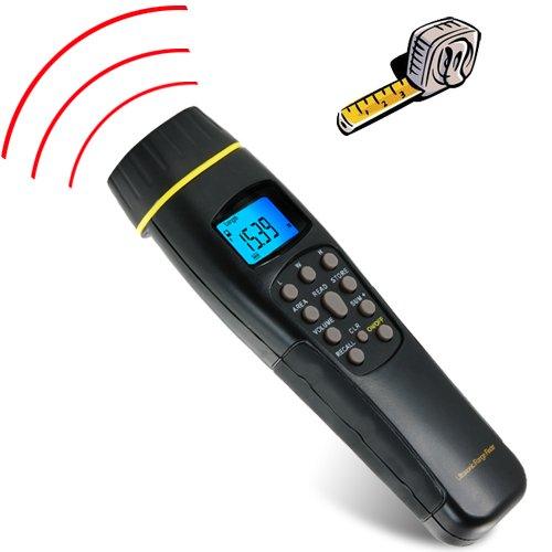 Laser Sighted Ultrasonic Range Finder  [TKE-CVHM-G92]