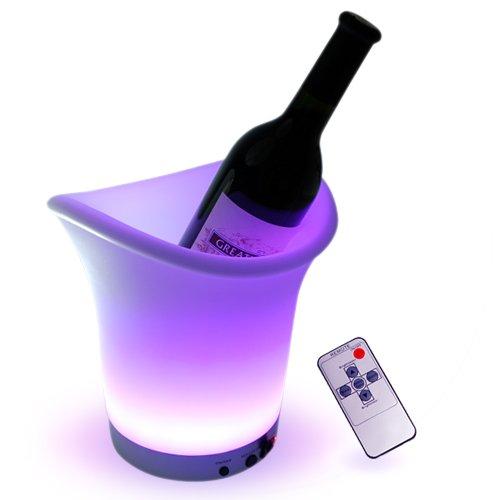 LED Color Changing Ice Bucket  [TKE-CVGC-G23]