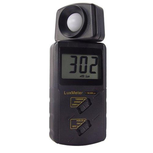 Digital Light Meter - LuxMeter x100  [TKE-CVHM-G93]