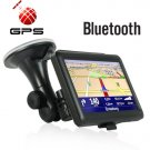 5 Inch Portable Touch Screen GPS Navigator - Bluetooth (Black)  [TKE-CVIO-CS20]