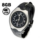 8GB USB Watch Timepiece [TKE-CVSC-218-8GB]