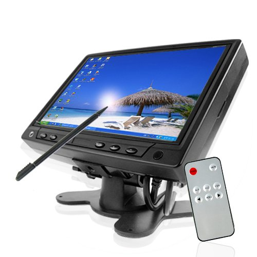7 Inch Touchscreen LCD with VGA  [TKE-CVSF-1002]