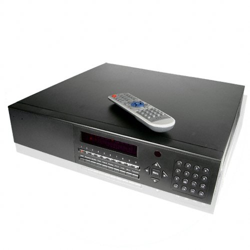 DVR Security System - 16 Channel + 4 SATA Interfaces  [TKE-CVEDW-5116]