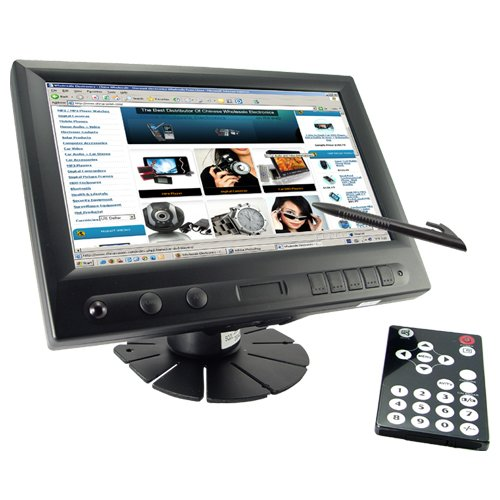 8 Inch LCD Touch Screen Monitor (Widescreen 16:9)  [TKE-CVFQ-E13]