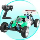 1:8 Scale Nitro Race Car With Pistol Grip Remote Control (220)  [TKE-CVKM-T32]