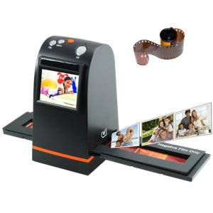 35mm Film Scanner with LCD and SD Card Slot (Stand Alone Model)  [TKE-CVKB-G111]