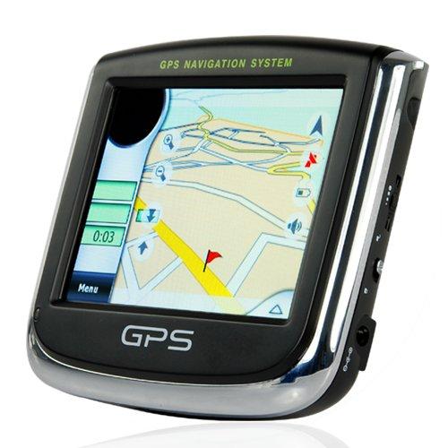 Ultra-Portable 3.5 Inch Touch Screen GPS Navigator  [TKE-CVGY-CS12]