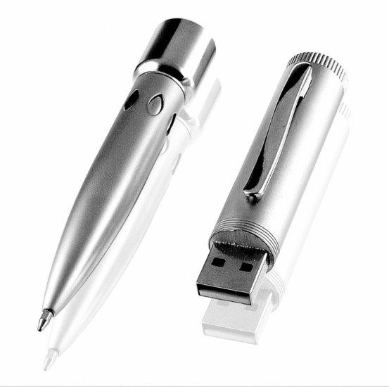 1GB USB Disk Pen Solid Metal Body [TKE-AOL-U11-1]