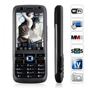 Metal Gear Cellphone - Wifi, Touchscreen, Dual SIM, Java Apps [TKE-CVFD-M81]