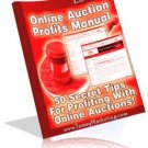 EXACTLY How To Profit With Online Auctions!!