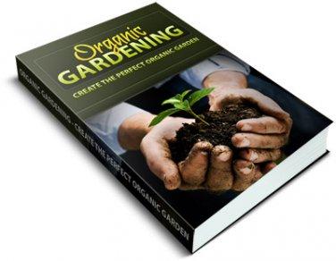 Organic Gardening For Beginners!