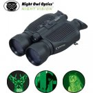 NIGHT OWL 4X NIGHT VISION TACTICAL BINOCULAR MONOCULAR