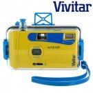 VIVITAR WATERPROOF 35MM CAMERA ADVENTURE UNDERWATER