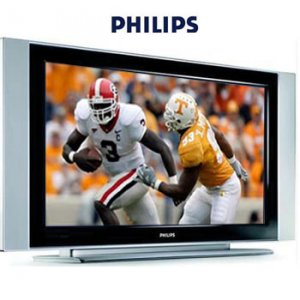 PHILIPS 37 INCH LCD TV TELEVISION WIDESCREEN