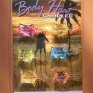 Body Heat Sampler - Warming Massage Oil