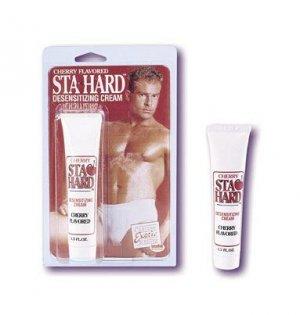 Cherry Flavored Sta-Hard Desensitizing Cream