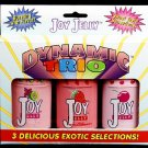 Dynamic Trio Edible Oral Joy Jelly