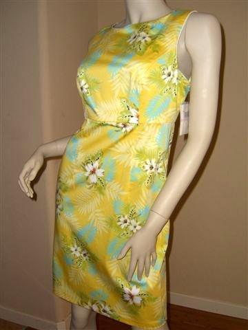 NEW ERIKA DRESS *LILLY PULITZER* FABRIC DESIGN 6 8 10  M L