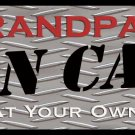 Grandpa's ManCave